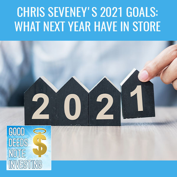 Chris Seveney's 2021 Goals: What Next Year Have In Store