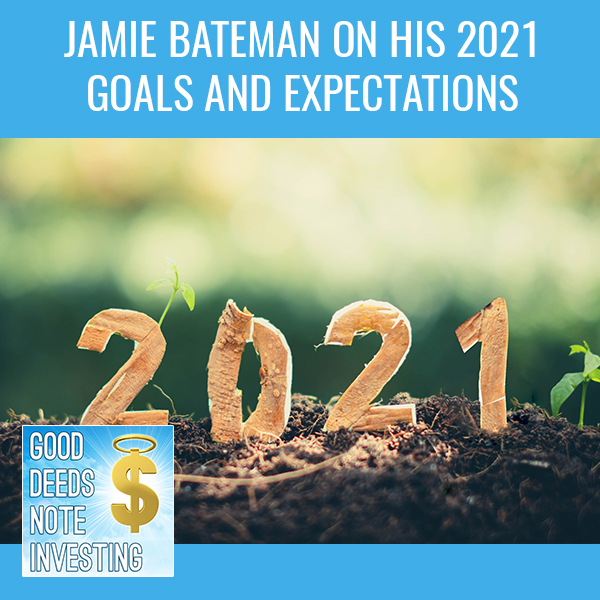 Jamie Bateman On His 2021 Goals And Expectations