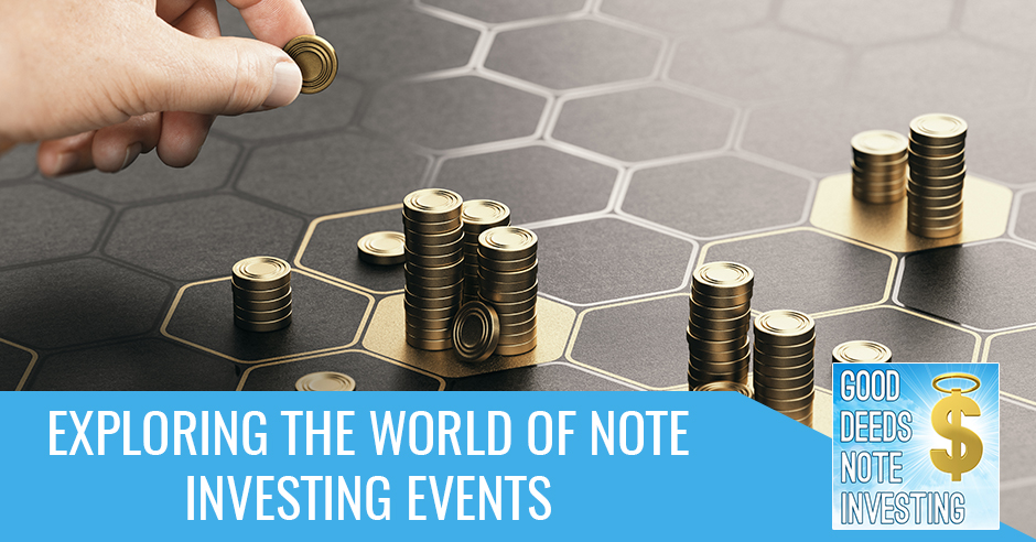 GDNI 144 | Note Investing Events