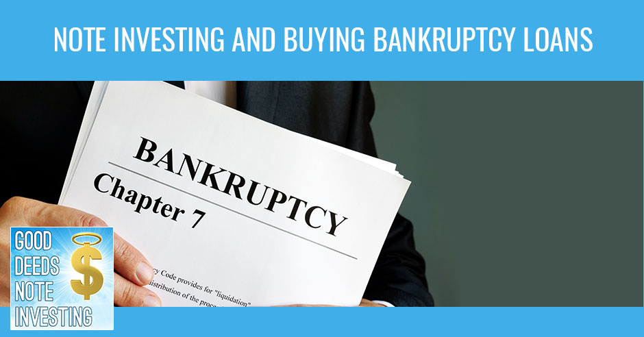 GDNI 146 | Buying Bankruptcy Loans