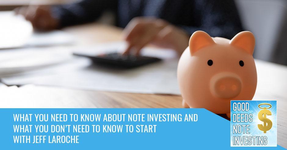 GDNI 159   Note Investing