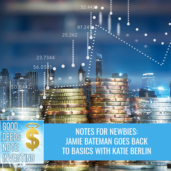 Notes For Newbies: Jamie Bateman Goes Back To Basics With Katie Berlin